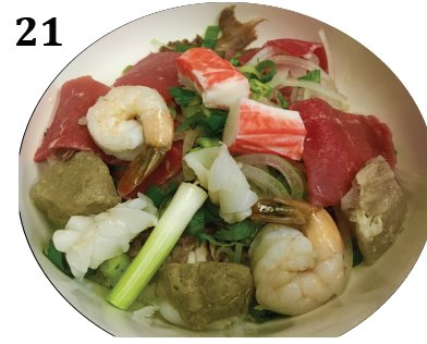 #21 Phở Combination & Seafood
