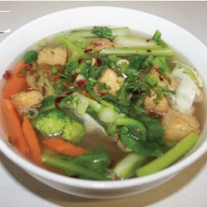 #27 Phở  Vegetables