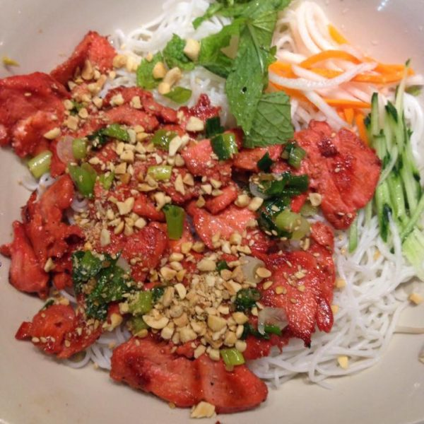 #36 Vermicelli with 1 choice of meat