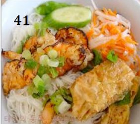 Vermicelli with Shrimp Paste Wrapped