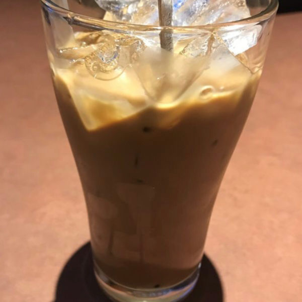 Vietnamese-French Style Iced Coffee with Condensed Milk