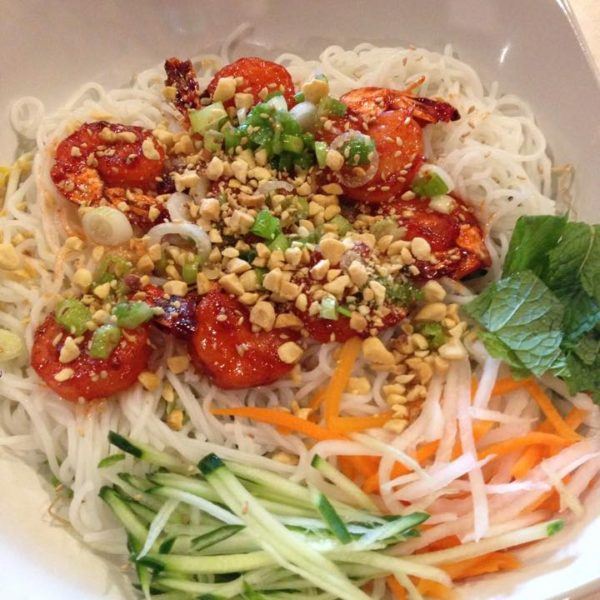 #37 Vermicelli with 1 choice of Meat