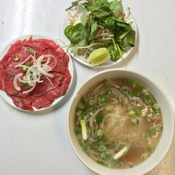 Phở Filet Mignon