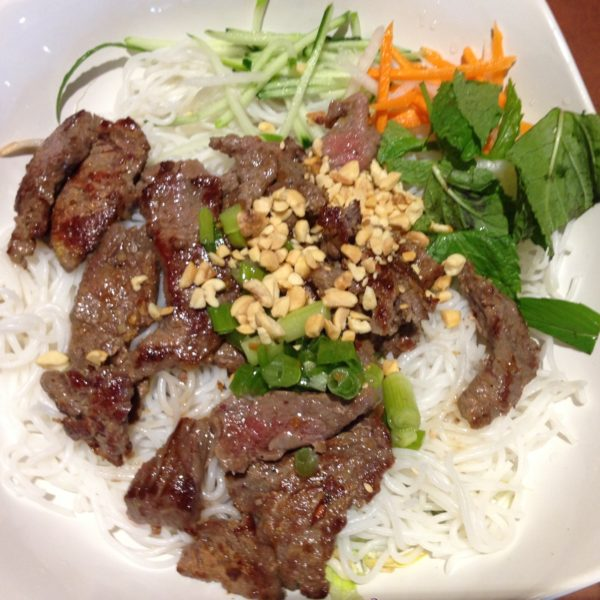 #37A Grill Beef Vermicelli