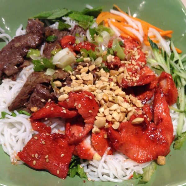 #39D Shrimp and Beef Vermicelli